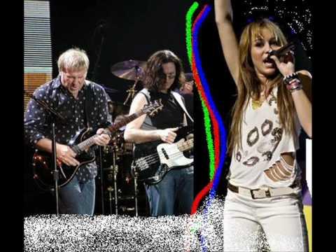 Miley Cyrus Mashup Rush