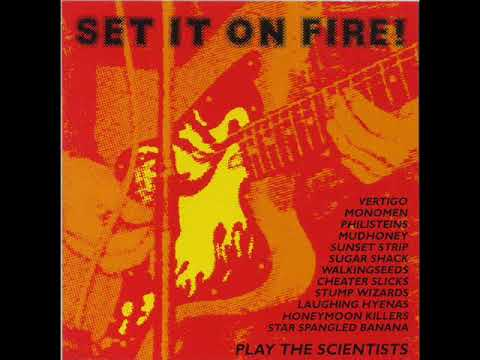 Various - Set It On Fire! A Tribute To The Scientists (Full Album)