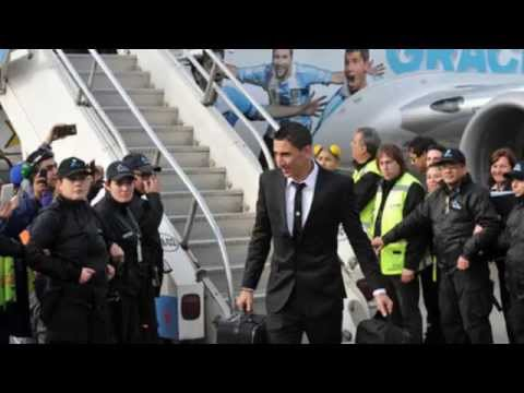 Angel Di Maria ● Welcome to Manchester United - Arrival