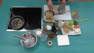 Blind Taste| Java 5| Puntata 3, Receta gjel konfi