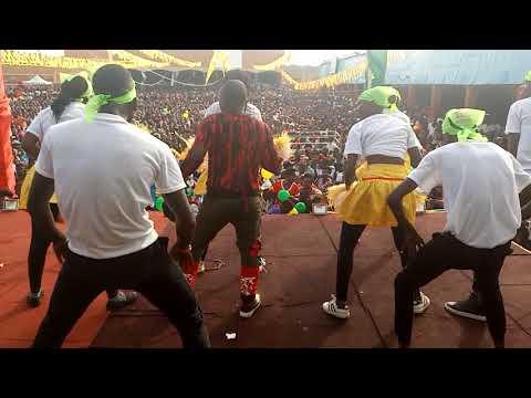 KAPALAGA BAIBE PERFOMANCE AT NEYIMBIRA BYANGE 2018