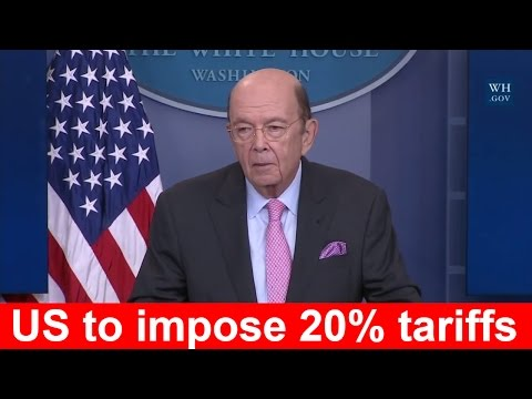 Wilbur Ross: Donald Trump Plans Impose Tariff Imports of Canadian Softwood Lumber Dumping Product