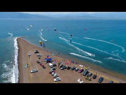 Raches faros kite club GREECE
