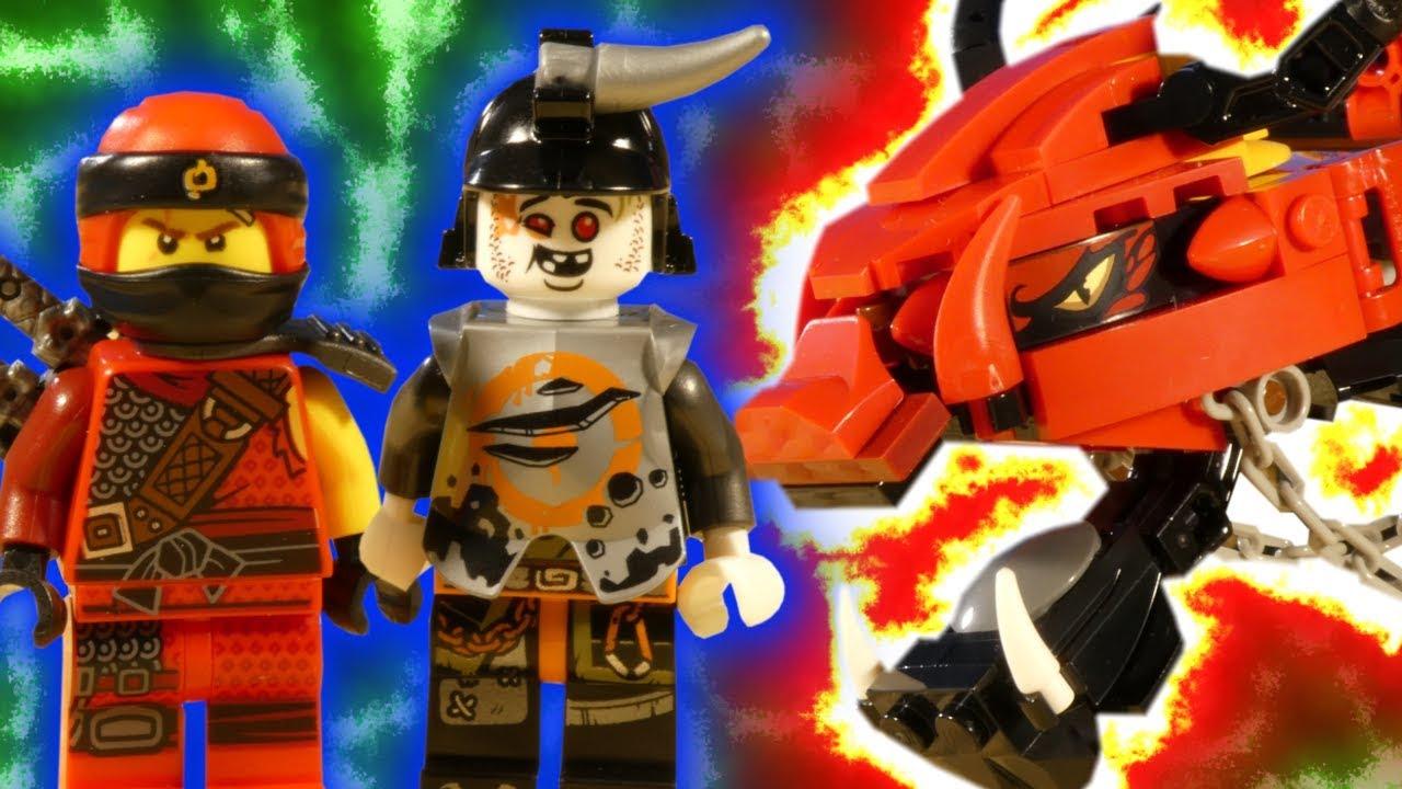LEGO NINJAGO HUNTED - FIRSTBOURNE DRAGON