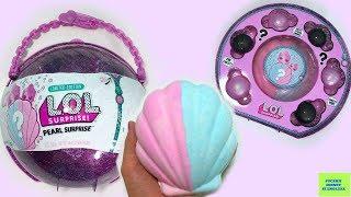 LOL Purple Pearl LOL Perla Mov LOL Big Surprise LOL mare