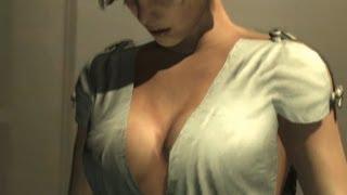 Resident Evil 6 : Sherry's Boobs?!!