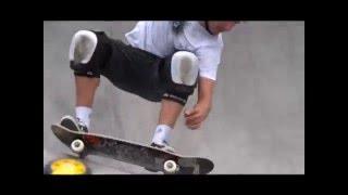Rune Glifberg HD CPH Skatepark Fælledparken Snakerun Bowl 2012