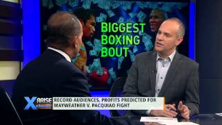 ARISE XCHANGE: ANDREW ROSARIO ABOUT BIGGEST BOXING BOUT
