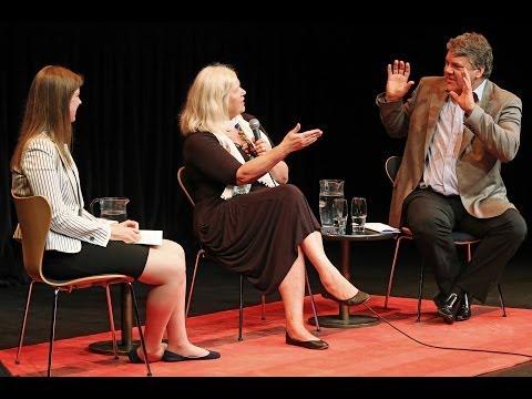 Festival of Dangerous Ideas 2013: Stephen Koukoulas & Judith Sloan - Forget Debt