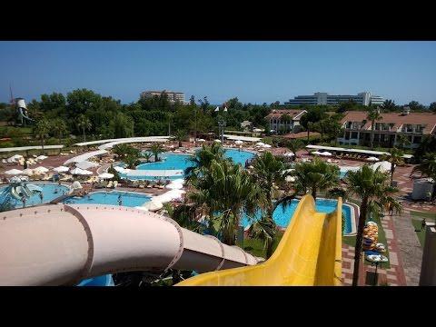 Club hotel turan prince world 5* Турция Сиде