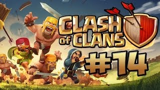 CLASH OF CLANS #14 - MEIN BESTER BEUTEZUG - GOLDLAGER VOLL ★ Let's Play Clash of Clans