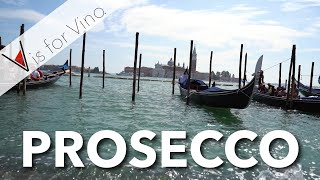 Visiting Venice And Prosecco Italy, To Learn All About Prosecco Wine - V Is For Vino Wine Show