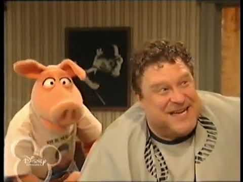 Download Muppets Tonight Season 1 Episode 4 John Goodman