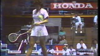 1988 NZ Squash Open Wm Final Devoy vs Opie