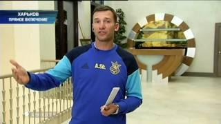 Шевченко: Я доволен циклом, который провела команда