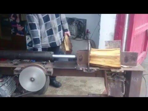 Дровокольные станки дровоколы Реечные дровоколы