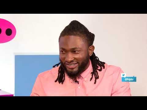 """UTI NWACHUKWU ON """"TRENDING"""" (Nigerian Entertainment News)"""