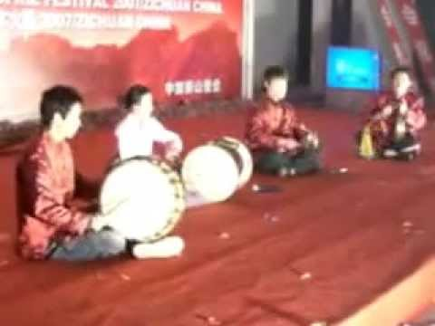 The young performing artists from Korea entertain
