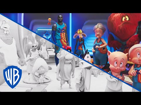 Space Jam: A New Legacy | Visual Journey Featurette | WB Kids