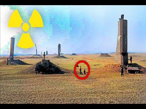 17 Most Radioactive Places in the World