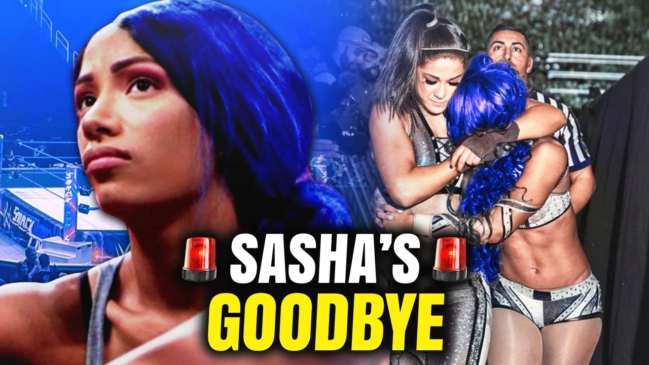 Sasha Banks GONE FROM WWE FOR GOOD After Scary Experience Goes Too Far? -  WWE News - YouTube