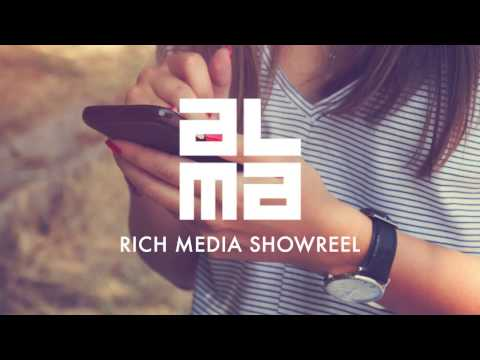 Alma Media - Rich Media Showreel