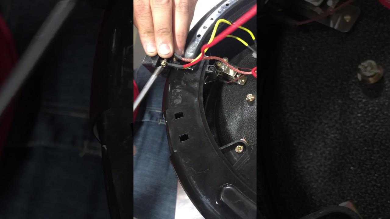 EPC-1013 Pressure Cooker Fuse Replacement