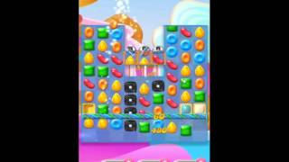 Candy Crush Jelly Saga Level 122 - NO BOOSTERS