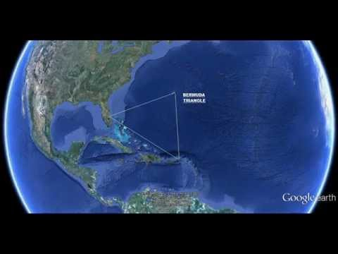 BERMUDA TRIANGLE ...HUGE STATUES AND CITY IN THE BOTTOM OF THE OCEAN
