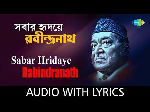 Sabar Hridaye Rabindranath | Bhupen Hazarika | Bengali Songs Bhupen Hazarika | HD Song