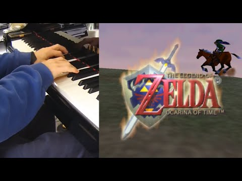 'The Legend of Zelda: Ocarina of Time' Soundtrack for Piano Solo