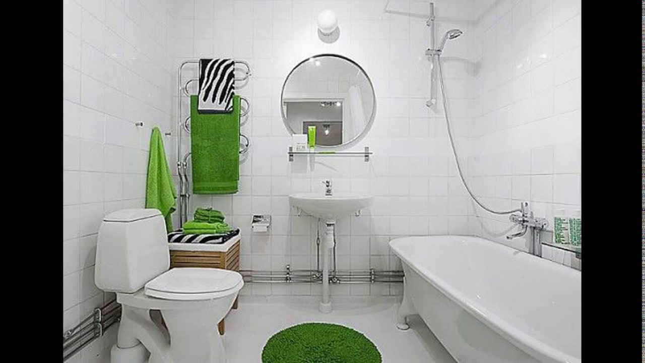 Interior design toilet bathroom - YouTube
