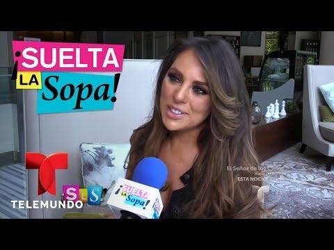 Vanessa Villela describió sus escenas íntimas con Rafael Amaya  Suelta La Sopa  Entretenimiento