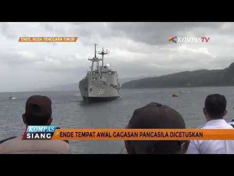 Peringatan Hari Pancasila, Parade Laut Digelar di Ende