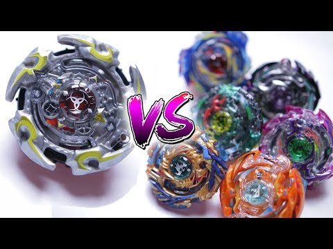 BEYBLADE BURST BATTLE | Alter Chronos VS ALL God Layer Beyblade burst