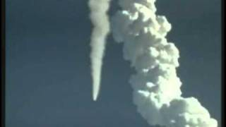 Columbia Shuttle STS-107 original Launch *Raw Footage* Awesome Audio