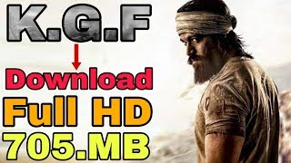 How to Download KGF movie 700 mb
