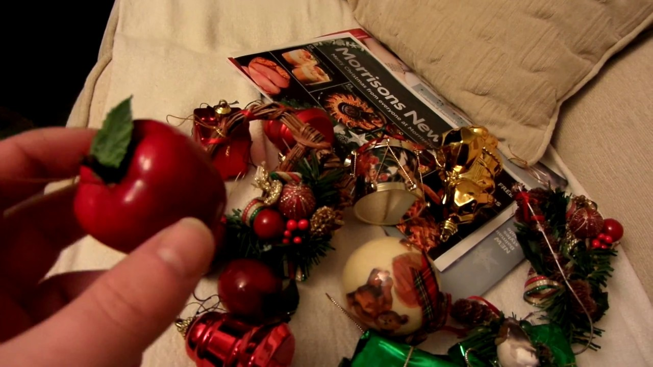 Rummaging Through Some Old Christmas Decorations From The Late 90\'s ...