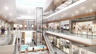 AUPARK - Bratislava - Mall Refubrishment 2015 - timelapse