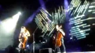 Apocalyptica - At The Gates Of Manala - 7th Symphony World Tour Monterrey 2012