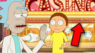 RICK AND MORTY 5x04 BREAKDOWN! Easter Eggs & Details You Missed!