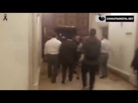 Political Forum G50 : Venezuela Lawmakers Beaten by Maduro Supporters
