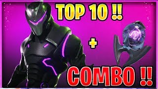 TOP 10 BEST SKIN COMBINATIONS FORTNITE SEASON 5 - 10 Meilleurs combo de skin fortnite !
