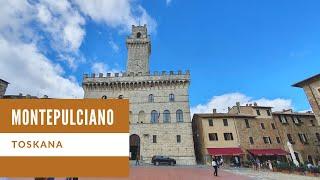 Toskana mit Kastenwagen Pössl Roadcar - 4 Montepulciano