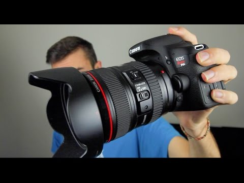 Canon T6i (750D) Review