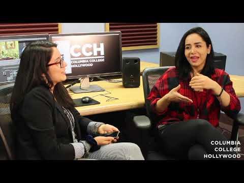 Columbia College Hollywood: Student Spotlight Series #1 - Fargol Rose