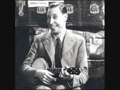 Leaning On A Lampost - George Formby - YouTube