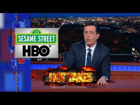 Stephen Colbert's Hot Takes: Sesame Street