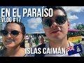 ¿CÓMO ES VIAJAR A LAS ISLAS CAIMÁN? *El paraíso* / Tati Uribe & Cristian Vlogs