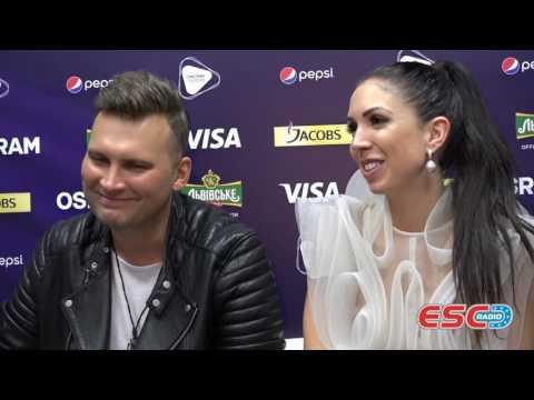 Koit Toome & Laura (Estonia) - 2017 Eurovision Song Contest Kyiv